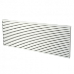 Aluminum Architectural Grille for PTAC