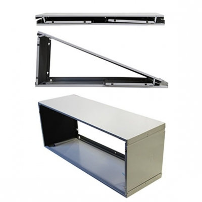 "Universal Foldable Wall Sleeve for Standard PTAC 42"" X 16"""