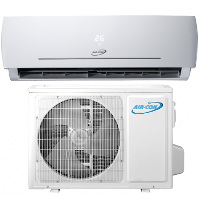 AirCon 9000 Btu 22 SEER 220V Mini-Split Heat Pump Air Conditioner