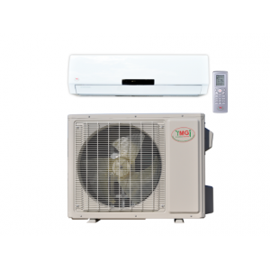 30000 BTU YMGI DUCTLESS MINI SPLIT AIR CONDITIONER HEAT PUMP 208-230V 16 SEER ..