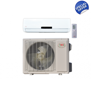 YMGI 18000 Btu Mini Split 18 Seer DC Inverter He..