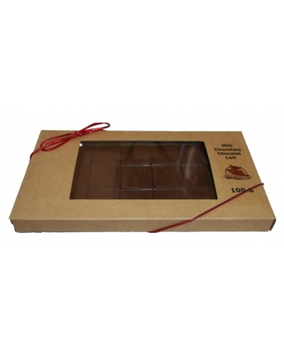 Milk Chocolate Gift Bar