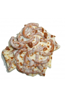 White Toffee Pretzel Bark