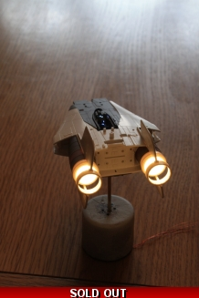 Bandai A-Wing Lighhting Kit