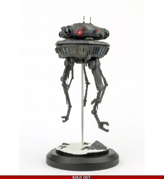 JPG Productions 1/12 Probe Droid Resin Kit