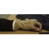 White Thumb Splint Cover