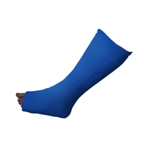 Royal Blue Short Leg Cover