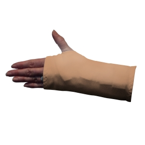 Beige Splint Cover