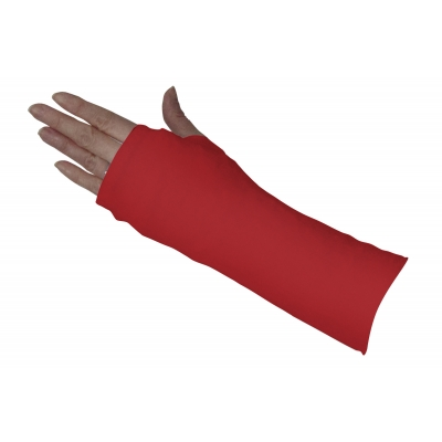 Red Short Arm Cover