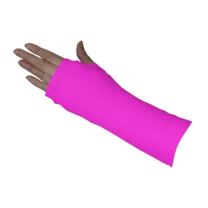 Hot Pink Short Arm Cover