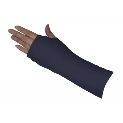 Navy Short Arm Cover