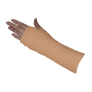Beige Short Arm Cover
