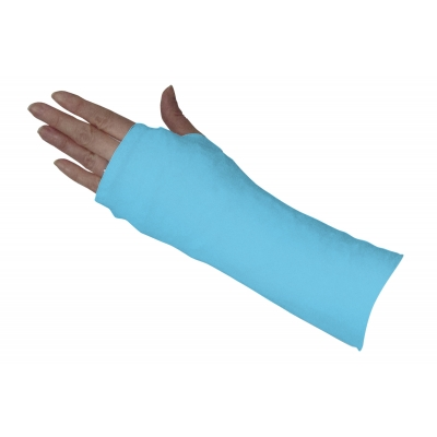 Pale Blue Short Arm Cover