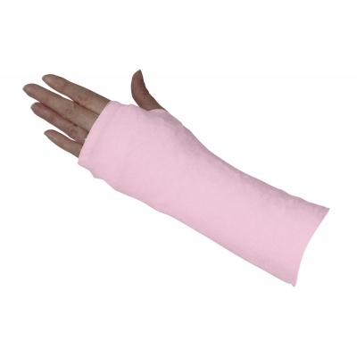 Pale Pink Short Arm Cover