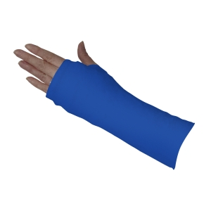 Royal Blue  Short Arm Cover