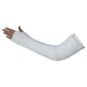 White Full Arm Cover