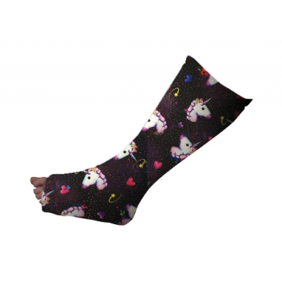 Unicorn Dark Short Leg Cover