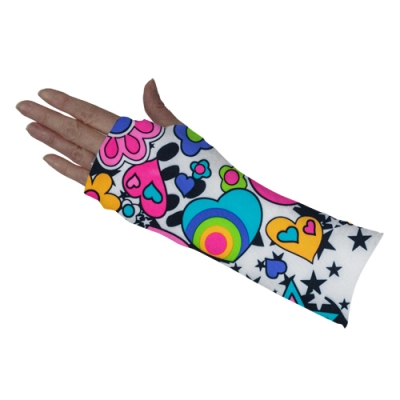 Flower Power Short Arm Cover