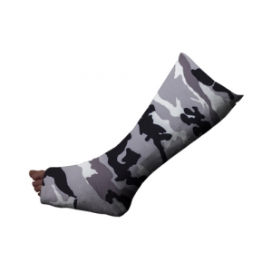 Grey Camo Short Leg Cover