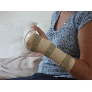 Custom Splint Covers