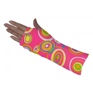 Loopy Pink Short Arm Cover