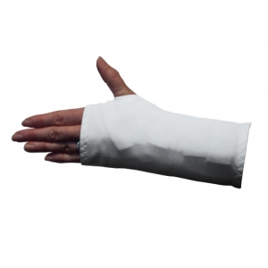 White Wrist Splint Cover