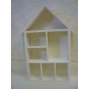 House Shape Wooden..