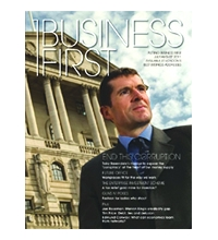 Business First Magazine - half page