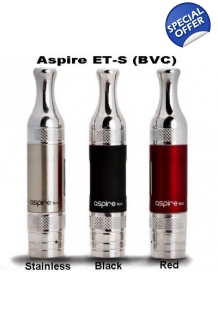 Aspire ET-S BVC Clearomizer - Glassomizer