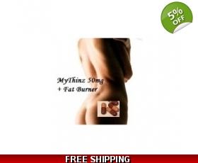 mythinz 50mg + Fat burner  x120