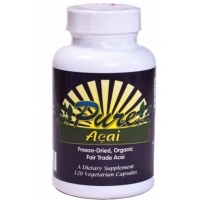 Acai berry freeze dried