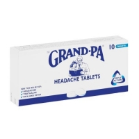 GRAND-PA HEADACHE tablets