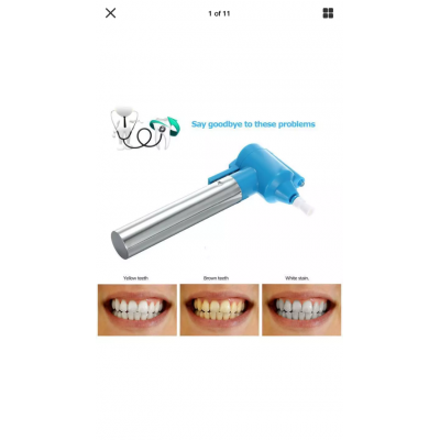 Smile Dental Tooth Teeth Whitener Whitening Polisher Stain Remover