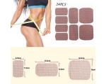 24pcs Wonder Slimming Patches Belly Arm Leg Fat ..