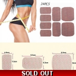 24pcs Wonder Slimming Patche..