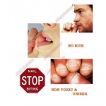 STOP NAIL CUTICLE BITING Bit..