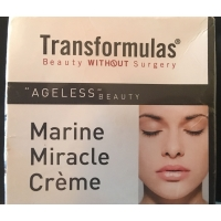 TRANSFORMULAS MARINE MIRACLE CREME 50ML ULTRA HYDRATION FO..