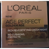 L'Oréal AGE PERFECT REGENERATING NIGHT CREAM,