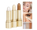 Shimmer Highlight & Contour Stick Makeup Face Bo..
