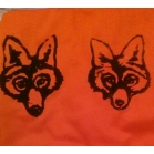 Fox t shirt or print