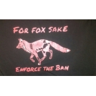'Enforce the Ban' ..