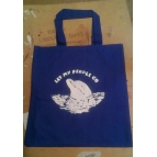 Dolphin tote bag Details