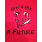 GIVE A FOX tote bag Details