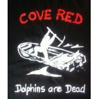 Cove Red t shirt Details