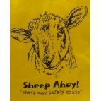 SHEEP AHOY! bag Details