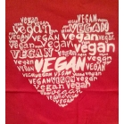 VEGAN in my HEART T shirt