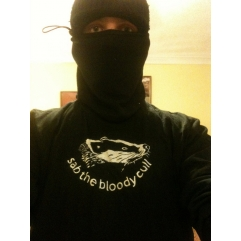 SAB THE BLOODY CULL T