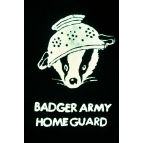HOME GUARD BADGER T