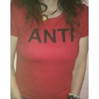 ANTI or EXTREMIST t shirt