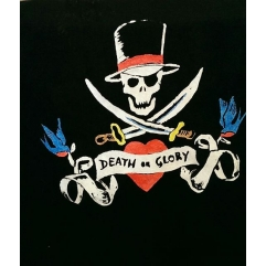 Death or Glory T/No Guts No Glory T